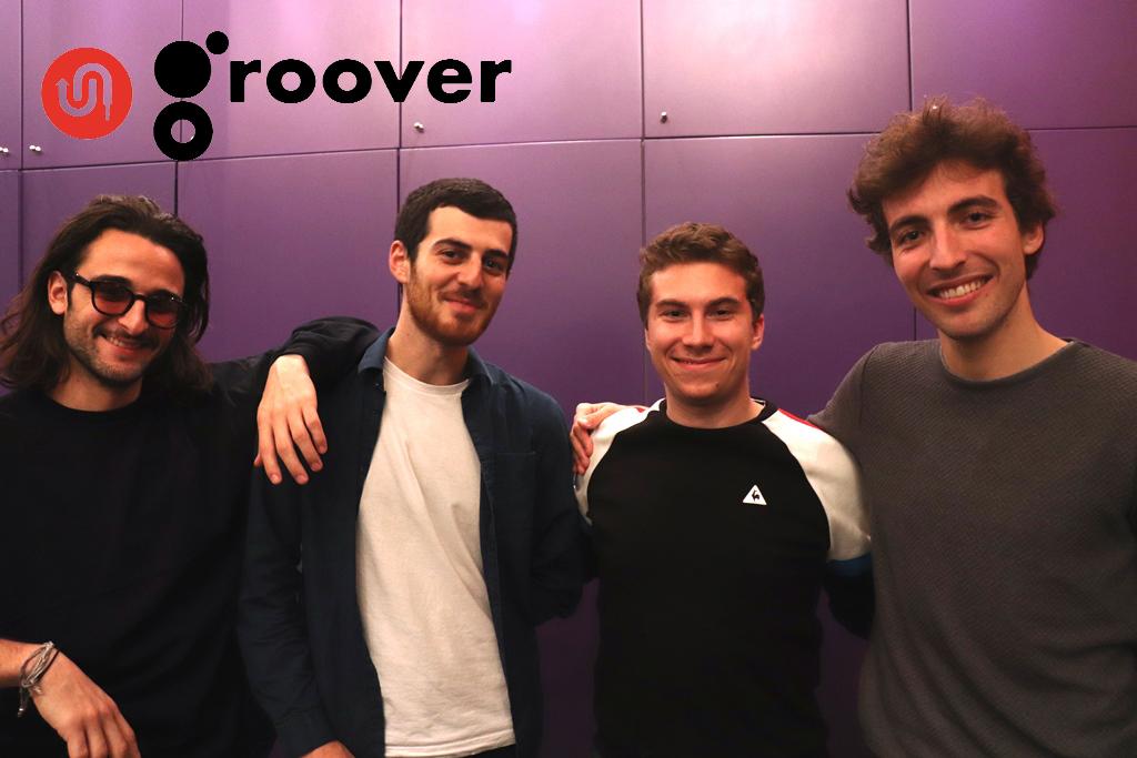 Témoignage #1 : Groover