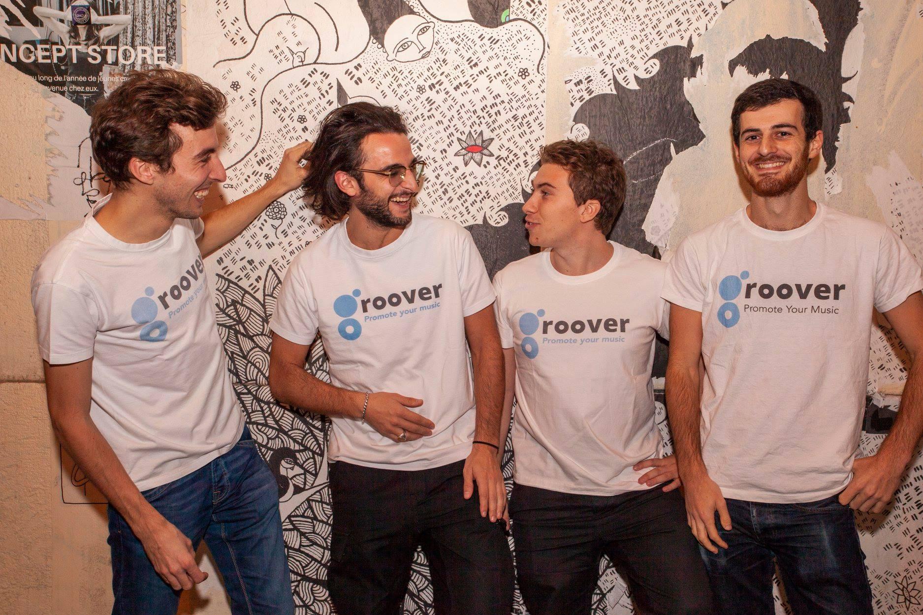 MINI PORTRAIT #3 – Groover. Une nouvelle façon de promouvoir ta musique.
